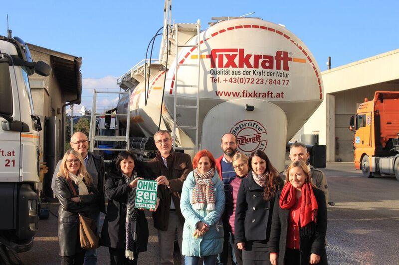 Pressemeldung: Ungarn-Visite, GVO-freie Futtermittelproduktion